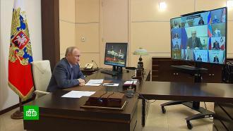 «Нужен строгий порядок»: Путин дал поручения правительству после казанской трагедии.НТВ.Ru: новости, видео, программы телеканала НТВ