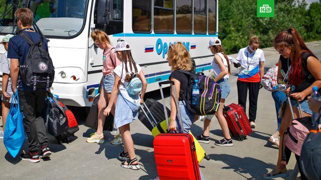 Ростуризм: поездка в детский лагерь по программе кешбэка будет возможна до 15 сентября.В Ростуризме сообщили, что программа возврата 50% стоимости путевок в детские лагеря будет запущена до конца мая. .дети и подростки, отдых и досуг, туризм и путешествия.НТВ.Ru: новости, видео, программы телеканала НТВ