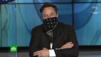 Маск передумал продавать Tesla за биткойны <nobr>из-за</nobr> их неэкологичности