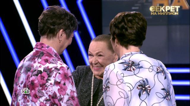 Раиса Рязанова после ДНК-теста обрела сестер ибрата.артисты, ДНК, знаменитости, семья, шоу-бизнес, эксклюзив.НТВ.Ru: новости, видео, программы телеканала НТВ
