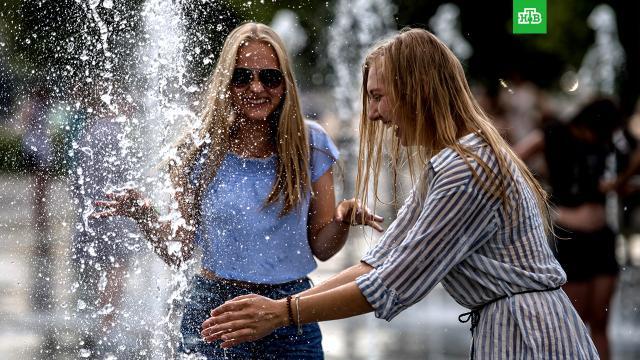 Россиян предупредили об аномальной жаре.По прогнозам синоптиков, со следующей недели в регионах России начнет устанавливаться летняя погода.весна, жара, лето, погода, прогноз погоды.НТВ.Ru: новости, видео, программы телеканала НТВ