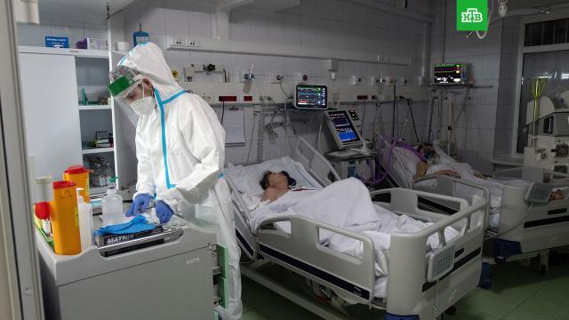 В России выявили 8 790 новых случаев коронавируса.За минувшие сутки в России было выявлено 8 790 новых случаев коронавируса (накануне было 9 462). Умерли еще 364 пациента, выздоровели 9 866 человек.коронавирус, эпидемия.НТВ.Ru: новости, видео, программы телеканала НТВ