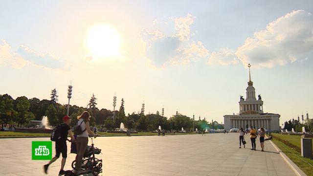 Москвичей ждет еще один рекордно жаркий день.Москва, весна, жара, погода, погодные аномалии, прогноз погоды.НТВ.Ru: новости, видео, программы телеканала НТВ