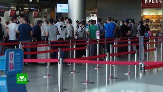 «Аэрофлот» оставил впродаже на июнь билеты только на 2рейса вТурцию