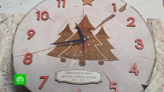 Сувениры из главной новогодней елки Петербурга раздали детям.Новый год, Санкт-Петербург, благотворительность, дети и подростки.НТВ.Ru: новости, видео, программы телеканала НТВ