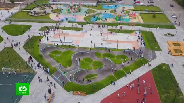Как дворы, площади и набережные Ленобласти превратить в стильные пространства