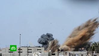Израиль прекращает удары по сектору Газа