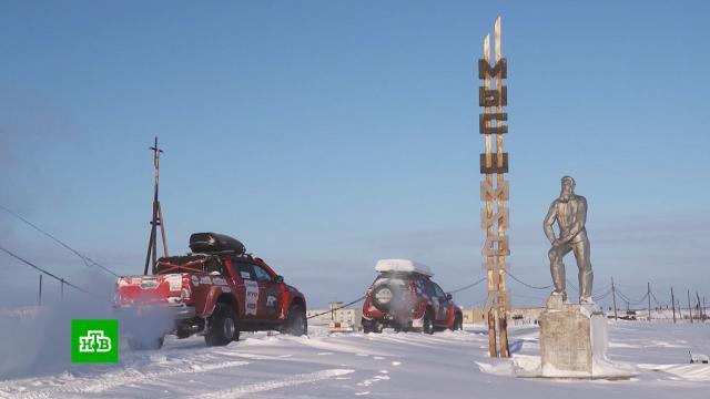 Покорители Севера: полярники отмечают профессиональный праздник