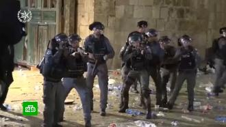 Салют вместо ракет: палестинцы иизраильтяне всю ночь праздновали перемирие