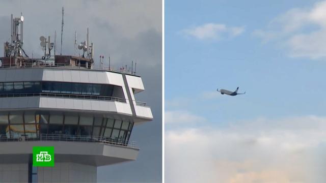 ВБелоруссии расшифровали переговоры диспетчеров сэкипажем борта Ryanair