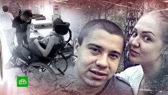 Экс-полицейскому стыдно выходить на улицу после того, что с ним сделали врачи