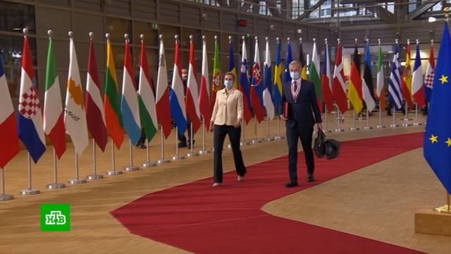 Страх перед российскими хакерами заставил участников саммита ЕС отказаться от телефонов.Белоруссия, Европейский союз, авиакомпании, авиация.НТВ.Ru: новости, видео, программы телеканала НТВ