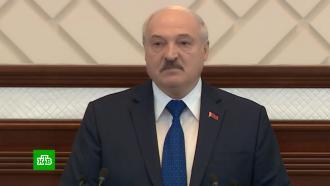 Лукашенко: Белоруссия оказалась на пороге «ледяной войны»