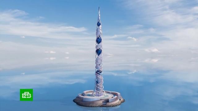 «Лахта 2.0»: как будут строить второй петербургский небоскреб.Газпром, Санкт-Петербург, небоскребы, строительство.НТВ.Ru: новости, видео, программы телеканала НТВ