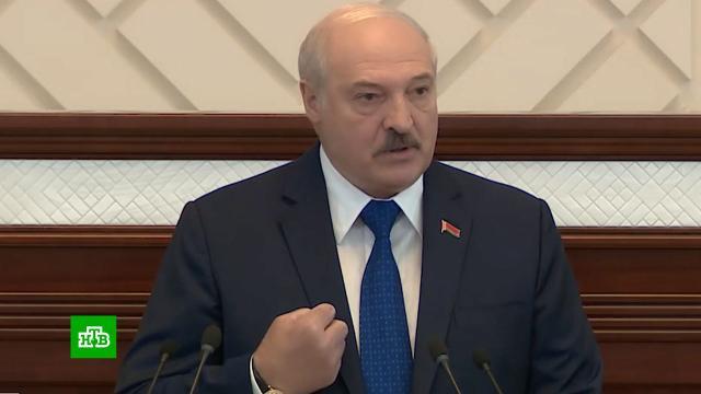 Лукашенко: «заминированный» самолет Ryanair не принял ни Вильнюс, ни Варшава, ни Львов, ни Киев