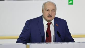 «Я действовал законно»: Лукашенко объяснил посадку самолета Ryanair вМинске