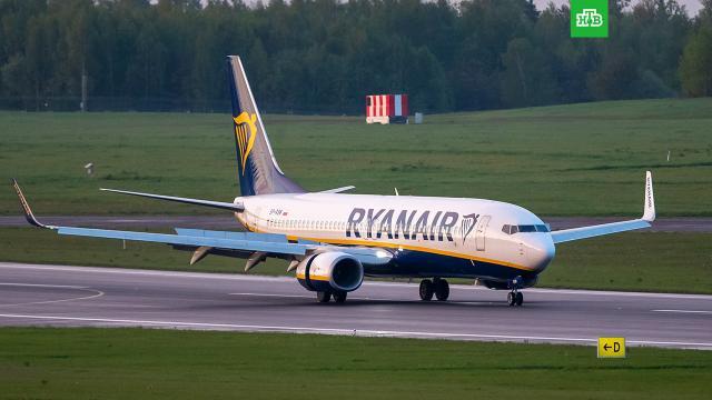 Кремль не видит оснований сомневаться вверсии Минска осамолете Ryanair.Белоруссия, Лукашенко, авиационные катастрофы и происшествия, авиация.НТВ.Ru: новости, видео, программы телеканала НТВ