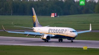 Кремль не видит оснований сомневаться вверсии Минска осамолете Ryanair