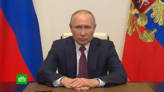 Путин: российские специалисты добиваются выздоровления около 80% онкобольных детей