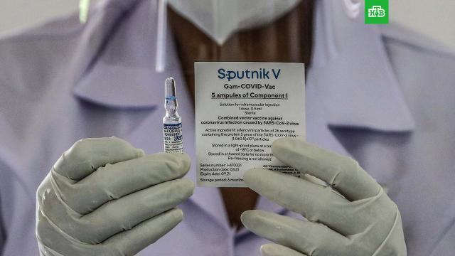 РФПИ иUNICEF договорились опоставках вакцины «СпутникV».болезни, коронавирус, медицина, эпидемия.НТВ.Ru: новости, видео, программы телеканала НТВ