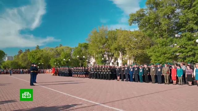 Путин поздравил военных иветеранов сДнем пограничника.Путин, армия и флот РФ, граница, торжества и праздники.НТВ.Ru: новости, видео, программы телеканала НТВ