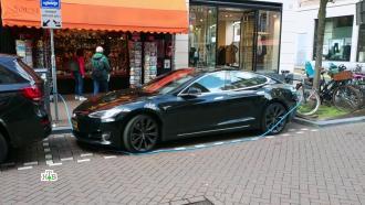 Полный заряд: плюсы иминусы электромобилей