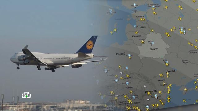 Европейский авиабойкот Белоруссии может привести ккризису на Украине.Белоруссия, Лукашенко, авиакомпании, авиация, митинги и протесты.НТВ.Ru: новости, видео, программы телеканала НТВ