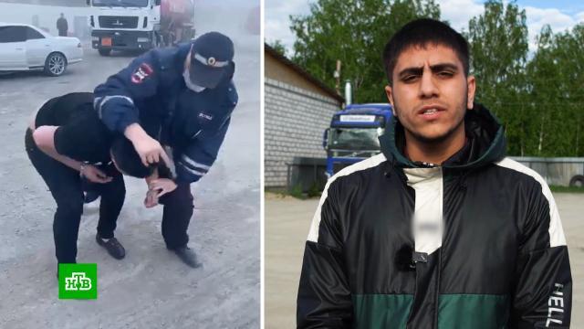 Друзья случайно застреленного полицейским нарушителя рассказали свою версию случившегося.МВД, Новосибирская область, стрельба.НТВ.Ru: новости, видео, программы телеканала НТВ