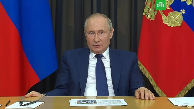 «Работала нянечкой иночным сторожем, чтобы со мной сидеть»: Путин— освоей матери.Путин, дети и подростки, многодетные, социальное обеспечение.НТВ.Ru: новости, видео, программы телеканала НТВ