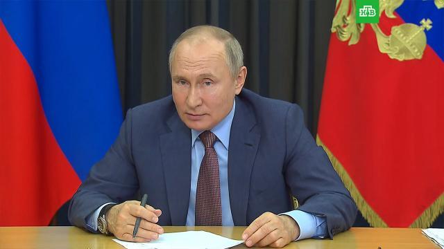 Путин пообещал рассмотреть идею тратить маткапитал на ремонт жилья.Единая Россия, Путин, дети и подростки, материнский капитал, семья.НТВ.Ru: новости, видео, программы телеканала НТВ