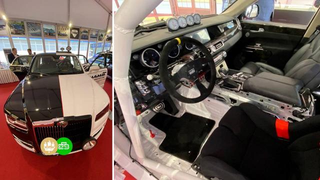 На ПМЭФ-2021 показали «спортивный» Aurus.НТВ, ПМЭФ, автомобили, автомобильная промышленность, эксклюзив.НТВ.Ru: новости, видео, программы телеканала НТВ