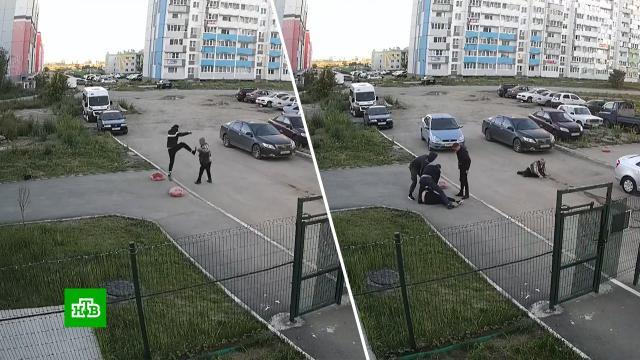 Неизвестный жестоко избил пенсионера на улице в Челябинске.Челябинск, драки и избиения, нападения.НТВ.Ru: новости, видео, программы телеканала НТВ