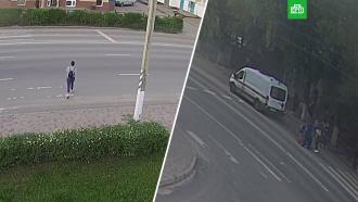 Подросток на электросамокате сбил женщину вВолгограде