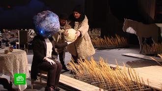 ВПетербурге открылся фестиваль детских театров «Арлекин»