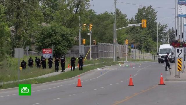 Трюдо призвал остановить исламофобию в Канаде после наезда машины на мусульман.ДТП, Канада, ислам, убийства и покушения.НТВ.Ru: новости, видео, программы телеканала НТВ