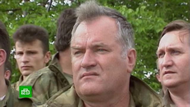 Суд вГааге утвердил пожизненный приговор генералу Младичу.Сербия, приговоры, суды.НТВ.Ru: новости, видео, программы телеканала НТВ