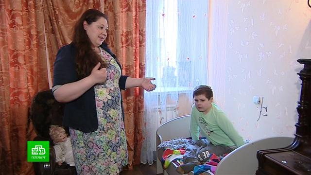 ВПетербурге сократили количество занятий по реабилитации особенных детей