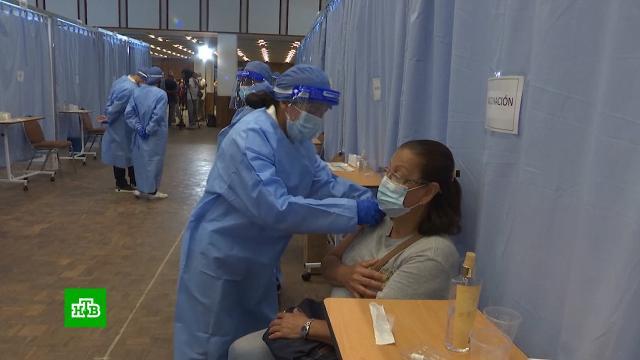 В США могут испортиться миллионы доз вакцины Johnson & Johnson.США, коронавирус, прививки, эпидемия.НТВ.Ru: новости, видео, программы телеканала НТВ