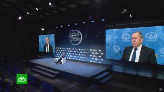 Лавров: уРФ нет завышенных ожиданий от встречи Путина иБайдена