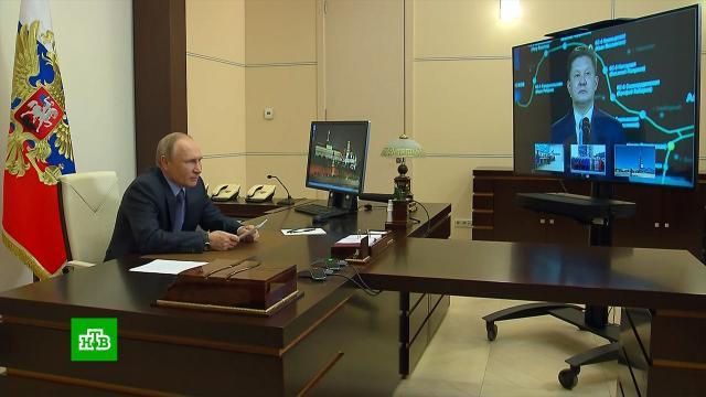 Путин: Россия может стать мировым лидером впроизводстве иэкспорте гелия