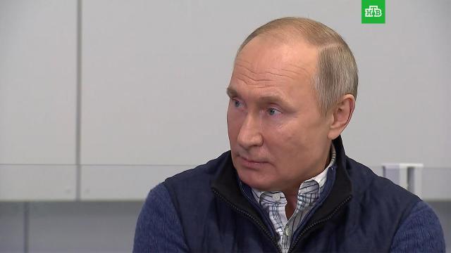 Путин: если Украина войдет вНАТО, подлетное время ракет до Москвы уменьшится.НАТО, Путин, Украина, войны и вооруженные конфликты.НТВ.Ru: новости, видео, программы телеканала НТВ