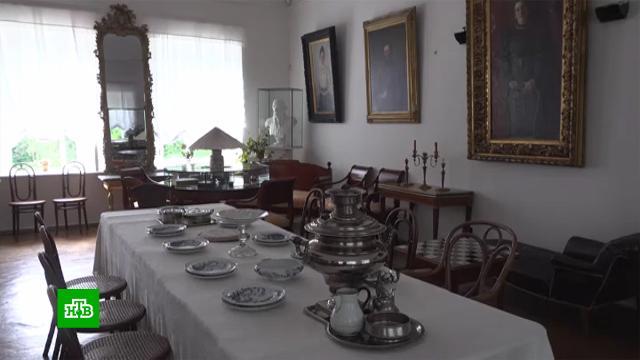 <nobr>Музей-усадьба</nobr> «Ясная Поляна» празднует <nobr>100-летний</nobr> юбилей