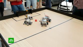 <nobr>Евро-2020</nobr>: вЧелябинске роботы предсказали россиянам победу над бельгийцами