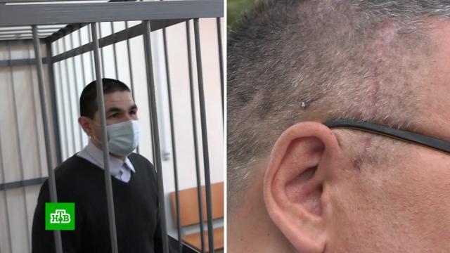 Екатеринбуржец получил 6, 5года тюрьмы за выстрел всоседа после ссоры детей.Екатеринбург, приговоры, суды.НТВ.Ru: новости, видео, программы телеканала НТВ