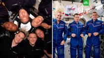 Глава NASA назвал уникальным сотрудничество России и США в космосе.НАСА, Рогозин, Роскосмос, космос.НТВ.Ru: новости, видео, программы телеканала НТВ