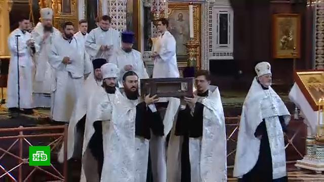 В десятках городов России пройдут крестные ходы с мощами Александра Невского