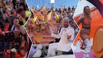 «Цирк уродов»: престижная музыкальная премия превратилась в шоу фриков и хайпа.НТВ.Ru: новости, видео, программы телеканала НТВ