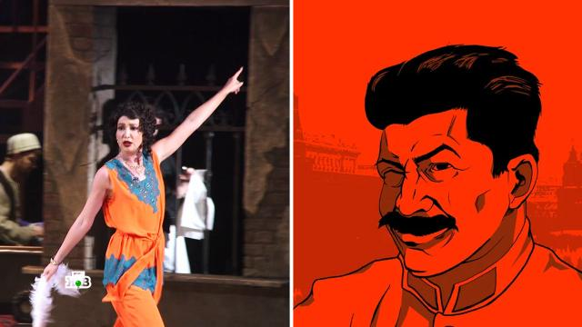 Найден особый путь: почему Ольгу Бузову позвали вспектакль про Сталина.артисты, знаменитости, Ольга Бузова, Сталин, театр, шоу-бизнес.НТВ.Ru: новости, видео, программы телеканала НТВ