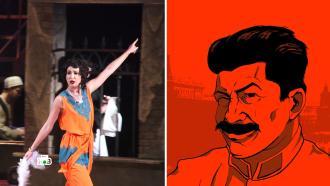 Найден особый путь: почему Ольгу Бузову позвали вспектакль про Сталина.НТВ.Ru: новости, видео, программы телеканала НТВ