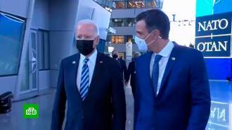 Лидеры стран НАТО завалили Байдена советами, как вести себя сПутиным